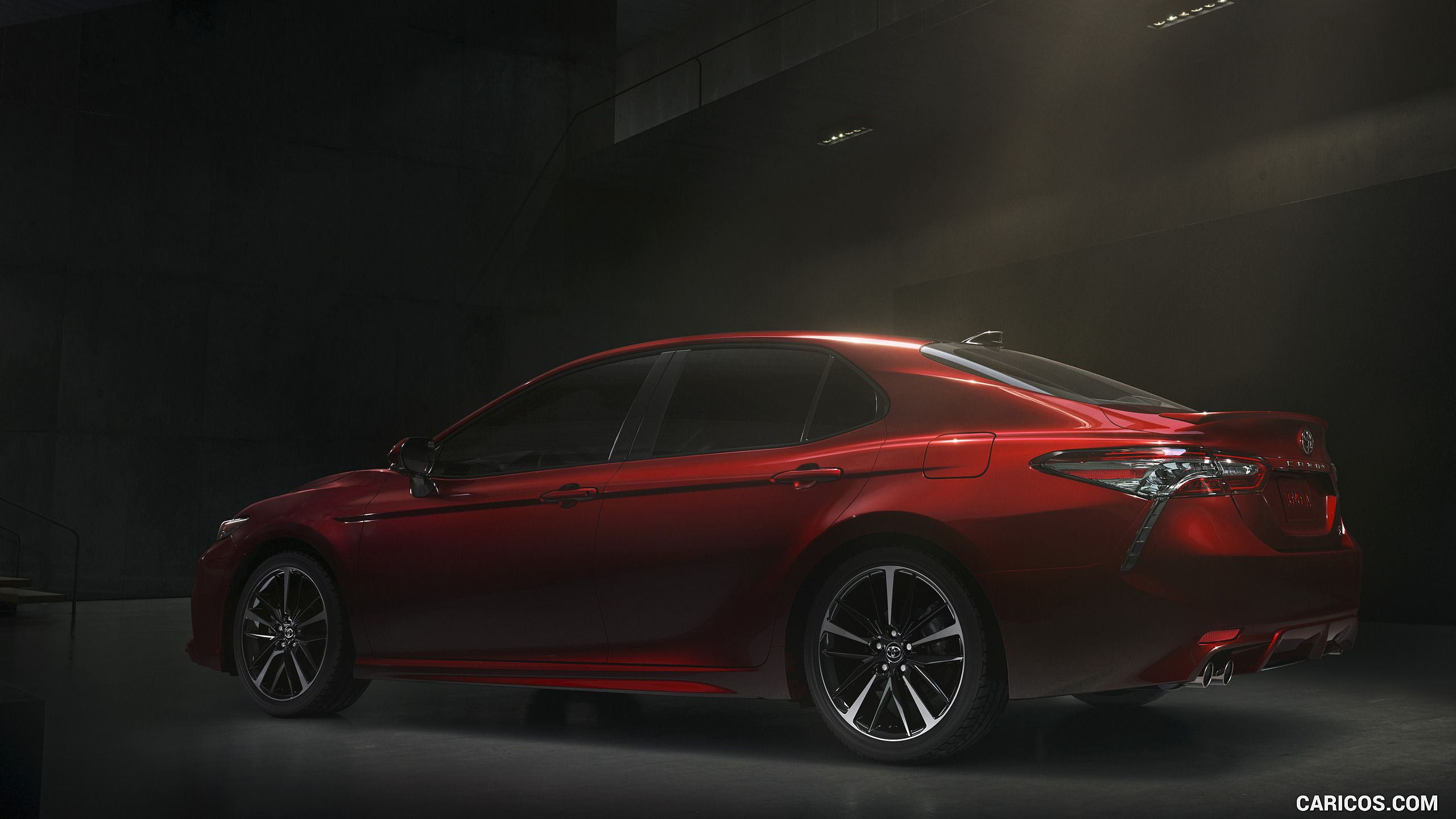 2018 toyota camry wallpaper