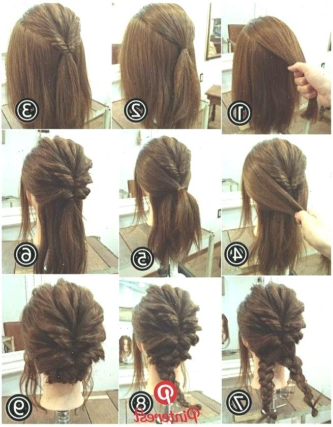 Arreglo de cabello #PeinadosMediumLongHair #hairstylesformediumlengthhairupdo
