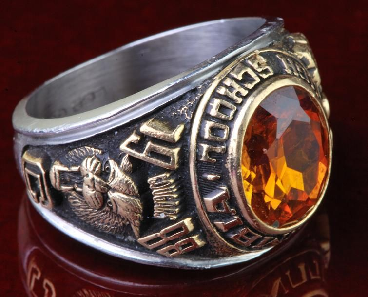 Columbia High School Class Ring 1979