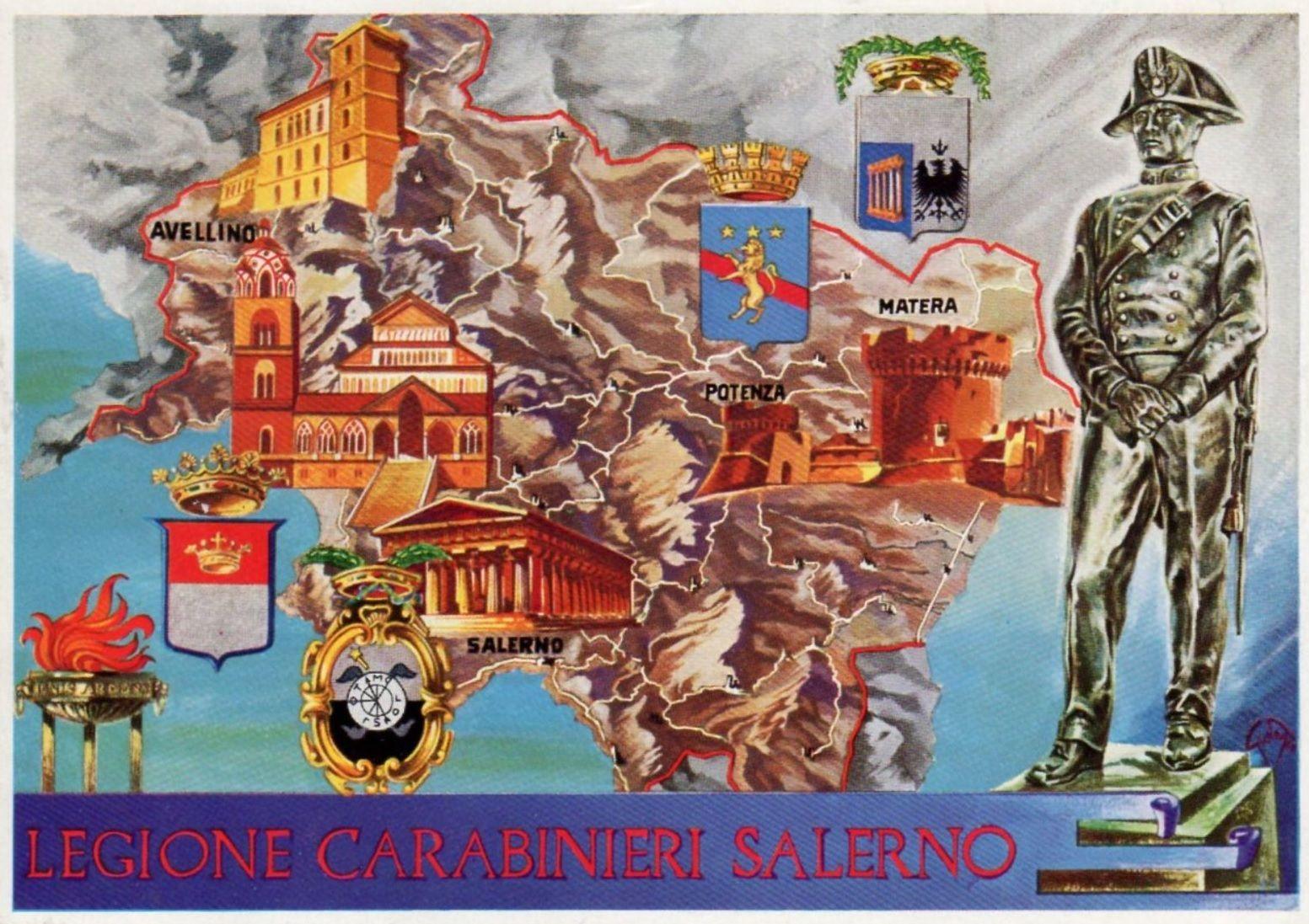 Legione Carabinieri Salerno
