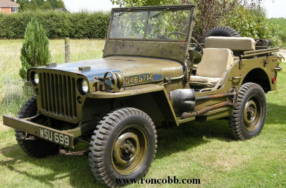 one of 26 cars nominated for car of the century the willys mb us army jeep and the ford gpw. Black Bedroom Furniture Sets. Home Design Ideas