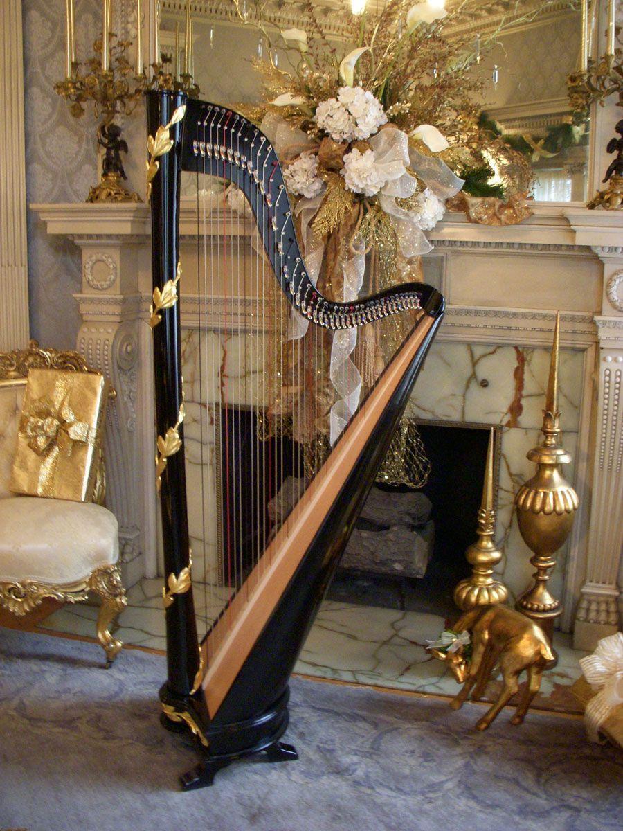 The Harp Studio William K Webster Harps Harp Music