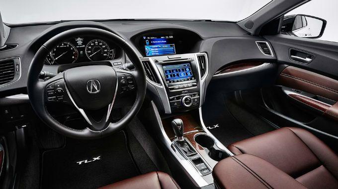 2018 Acura Tlx Expresso Interior Acura Tlx Acura Ilx Acura