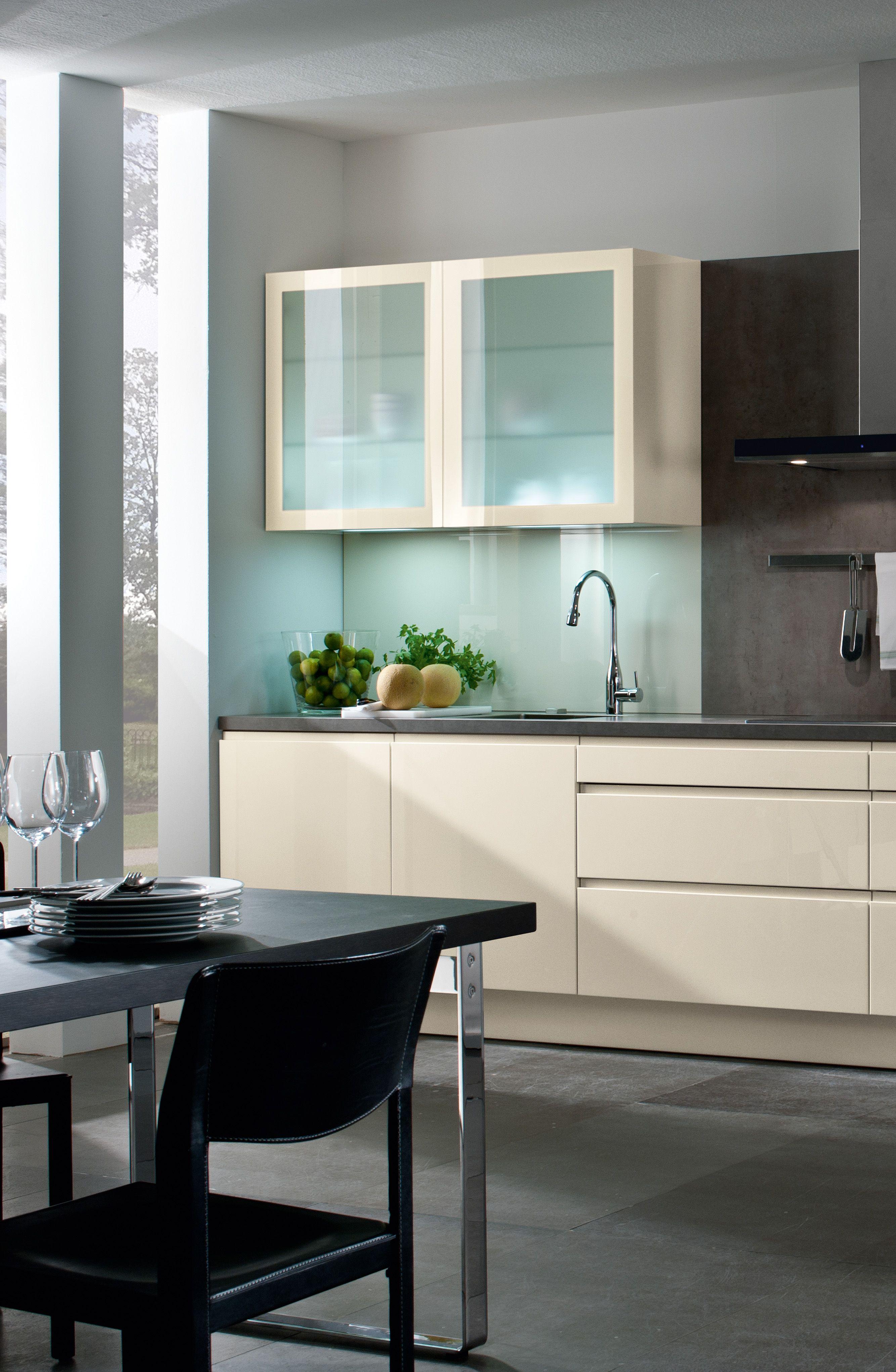 Pin von Küche&Co auf Magnolie Vanille bestimmt die Küche