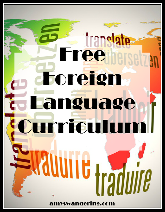 homeschool for free  foreign language