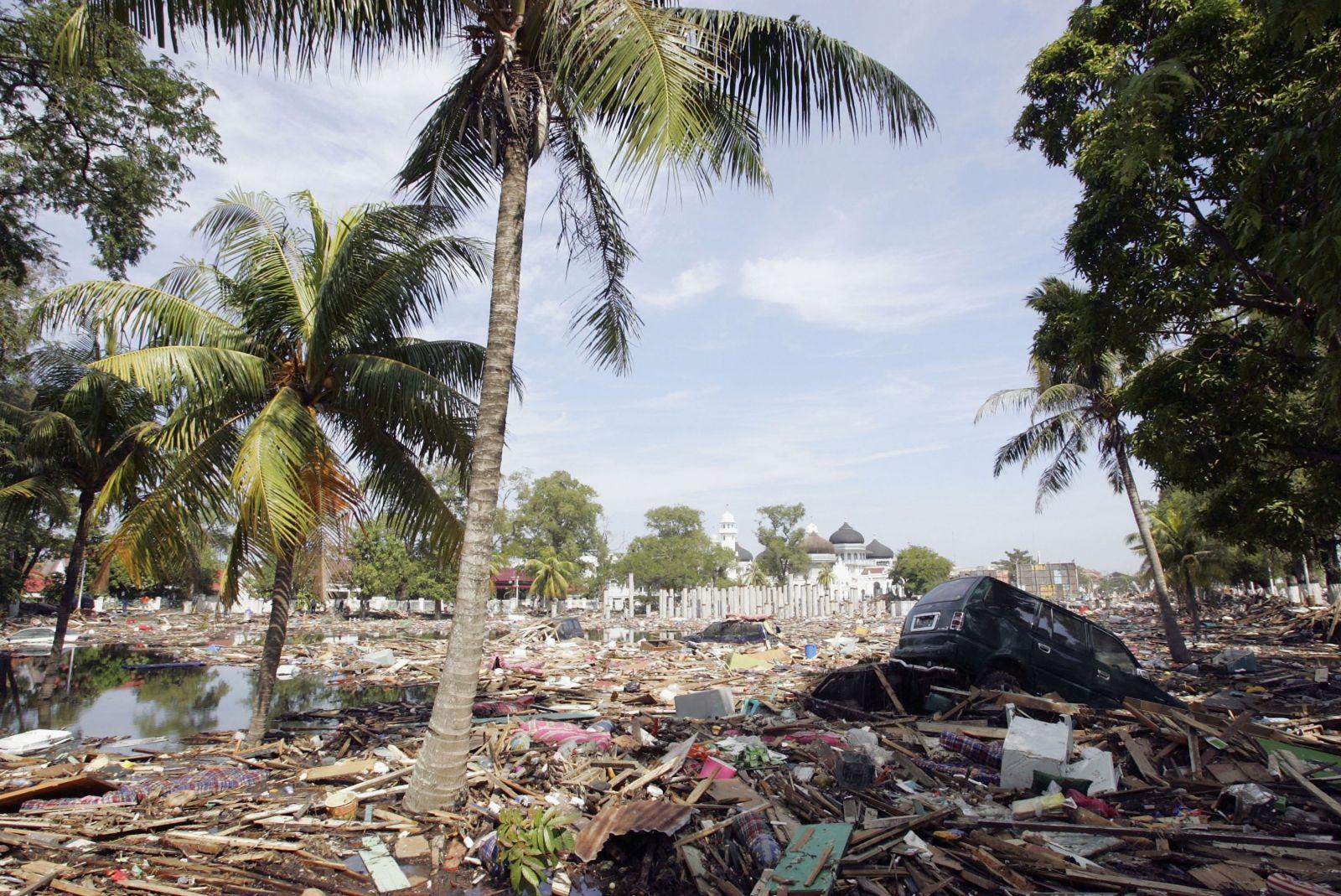 Pin Di Natural Disasters