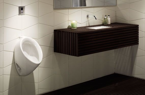 Bathroom Urinal what is active cleansing technology? | toilet, bath and kitchens