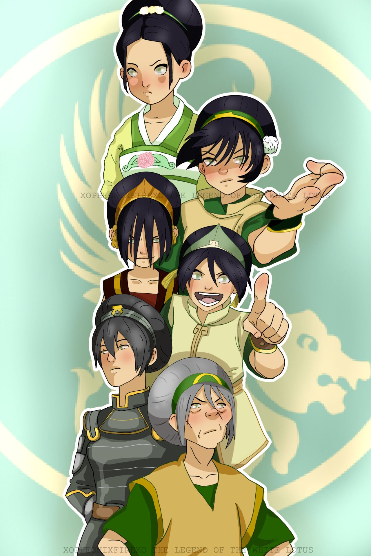 The Greatest Earthbender Toph Beifong The Last