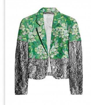 Very cool jacket by Aminkata Wilmont