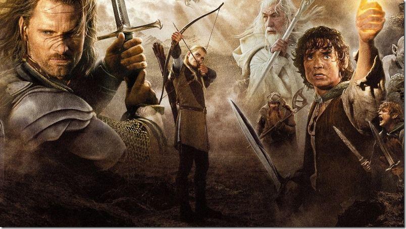 Cosas Que Aprendimos Con El Senor De Los Anillos 1 Lord Of The Rings The Hobbit Fellowship Of The Ring