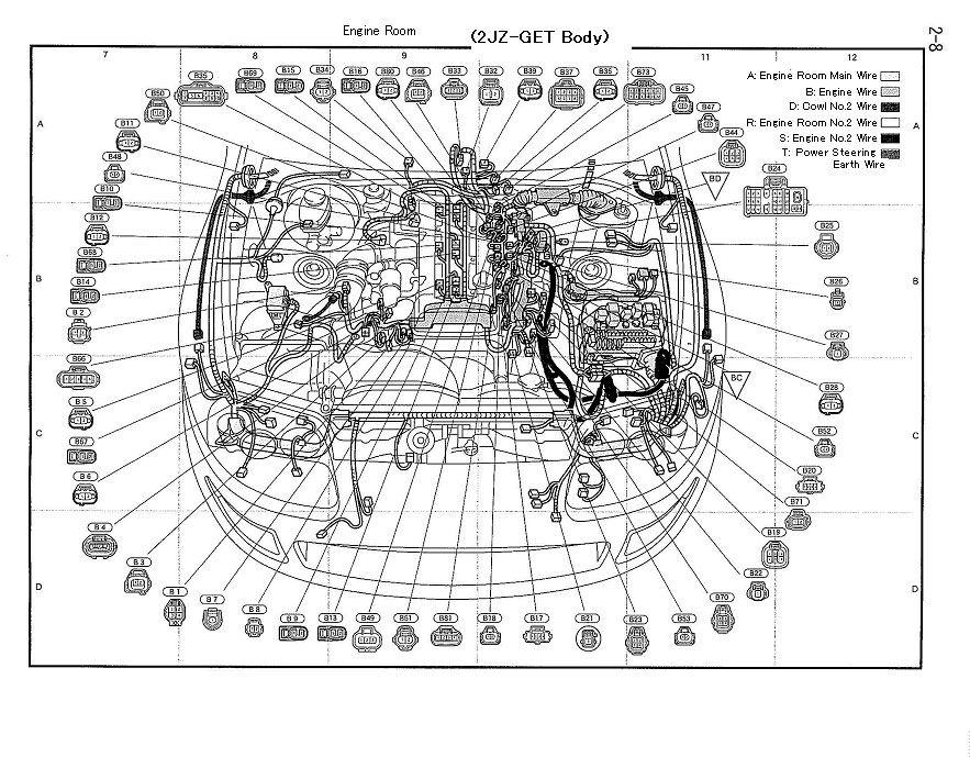 Soarer Engine Diagram