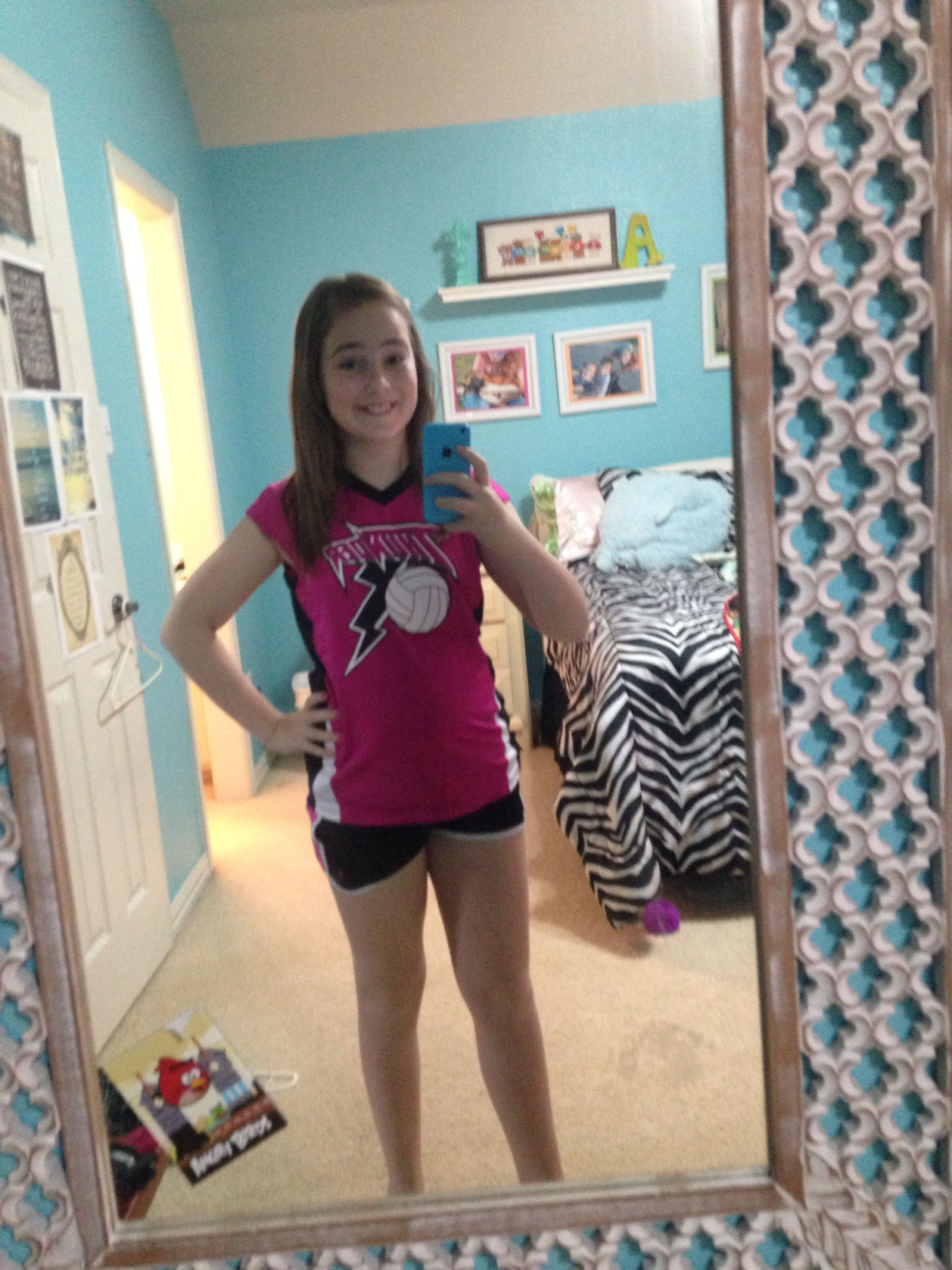 volleyball outfit | Fitness Outfits | Pinterest