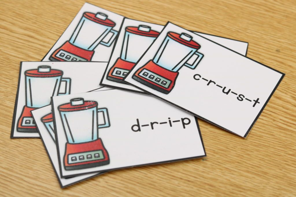 Free Download Teaching Blends And Digraphs In Kindergarten And