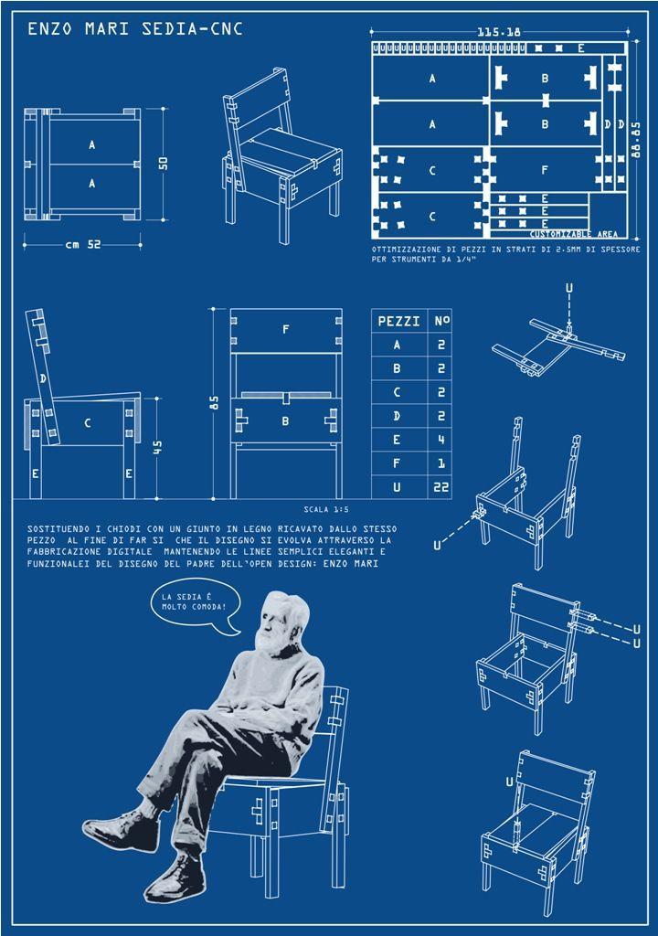 die besten 25 enzo mari ideen auf pinterest designer tisch esstisch holz designs und eisentisch. Black Bedroom Furniture Sets. Home Design Ideas