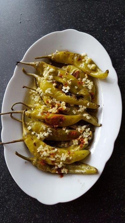 Gegrillte Peperoni von Jerchen | Chefkoch #grilledshrimp
