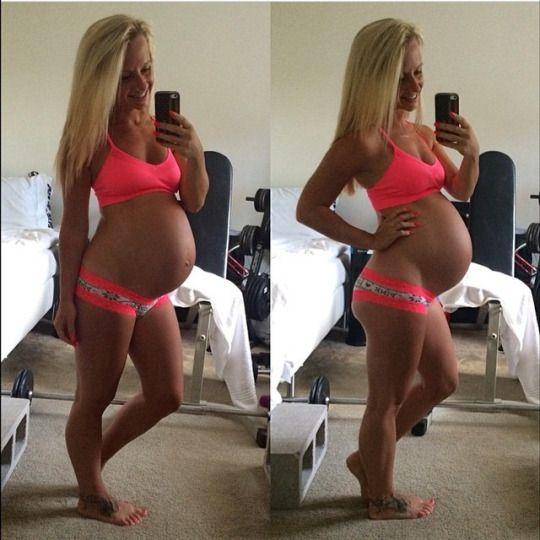 Warum sind schwangere Frauen so sexy?