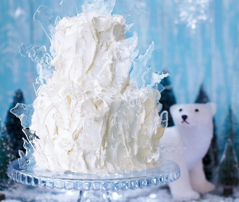 Ice palace cake | Recipe | Cake, Amazing cakes and Cup cakes