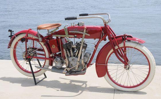 1917 Indian Twin Motorcycle Auburn Fall Vintage Indian Motorcycles Indian Motorcycle Motorcycle