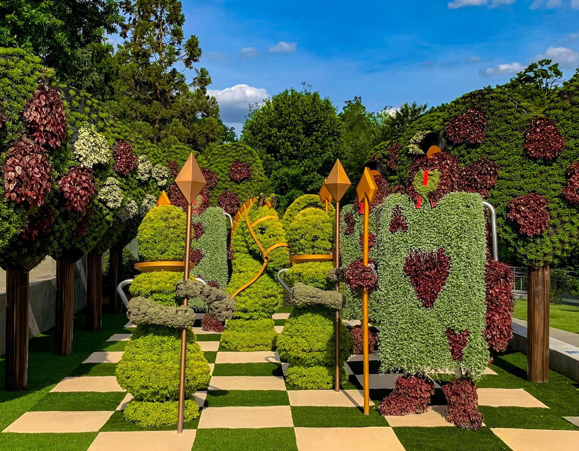 Gainesville Garden Atlanta botanical garden, Botanical