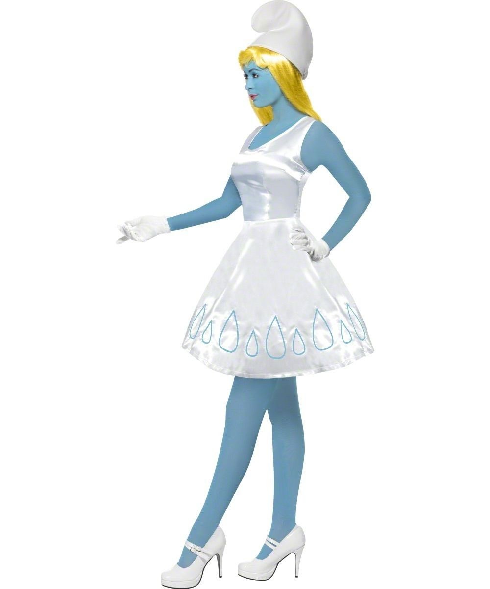smurfette costume | To recieve an automatic email once we have ...