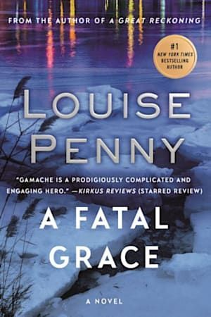 List of louise penny books in order