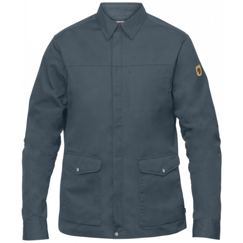 Fjallraven Greenland Zip Shirt Jacket Jackets