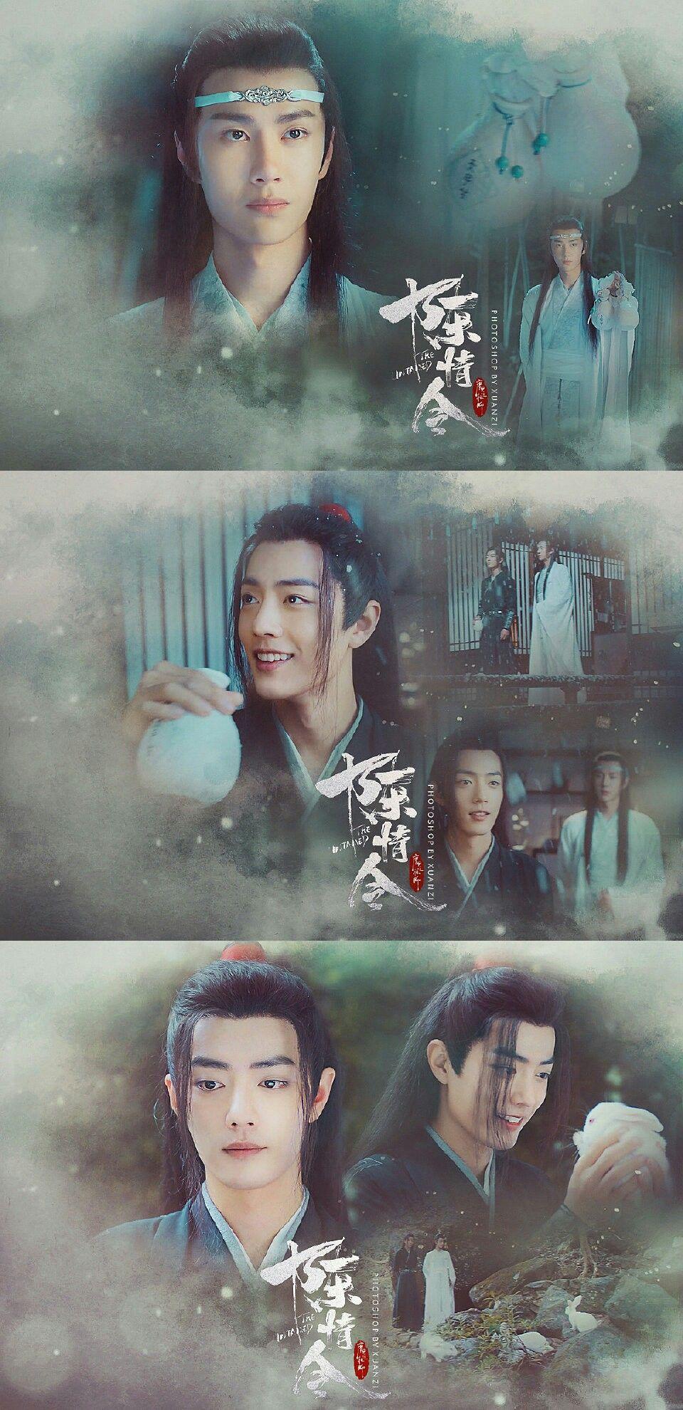 Ghim của Flora Yuen trên Drama Trần tình lệnh 陈情令 魔道祖师