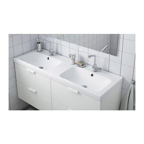 ODENSVIK Servant 2 kummer - -, 140x49x6 cm - IKEA