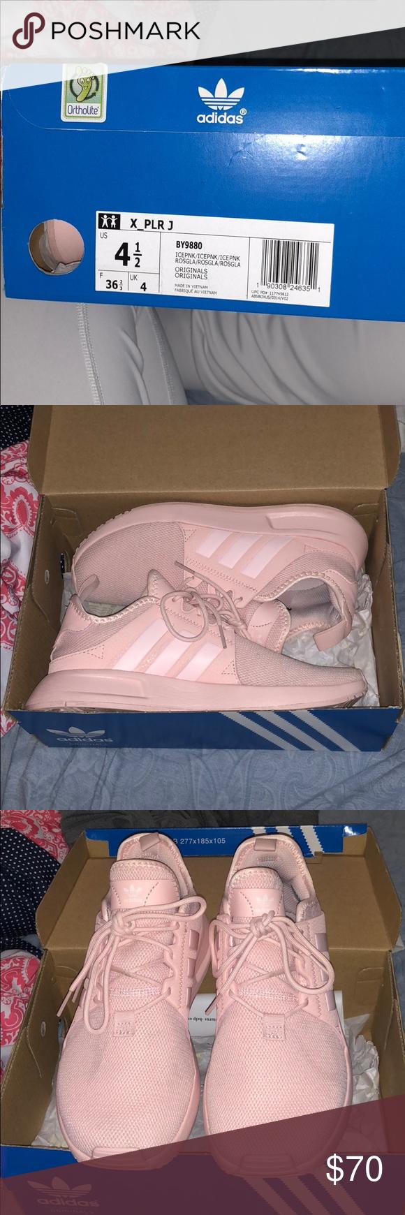 Purchase \u003e adidas x_plr ice pink, Up to