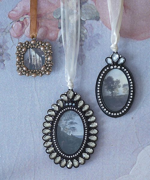 Fontainebleau miniature frames - 10 off | An Angel At My Table ...