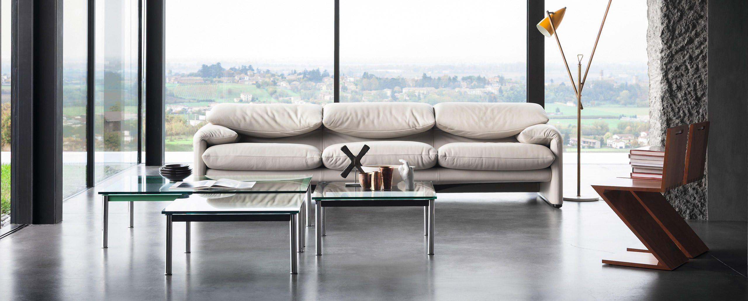 675 Maralunga Italian Sofa Designs Sofa Design Italian Sofa