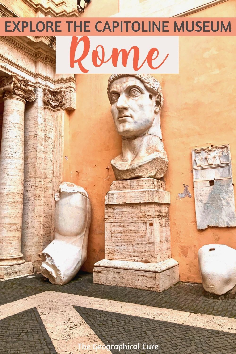 Guide to Rome's Capitoline Museum -- Unbelievable Sculpture! - #capitoline #guide #museum #sculpture #unbelievable - #RomansMuseum