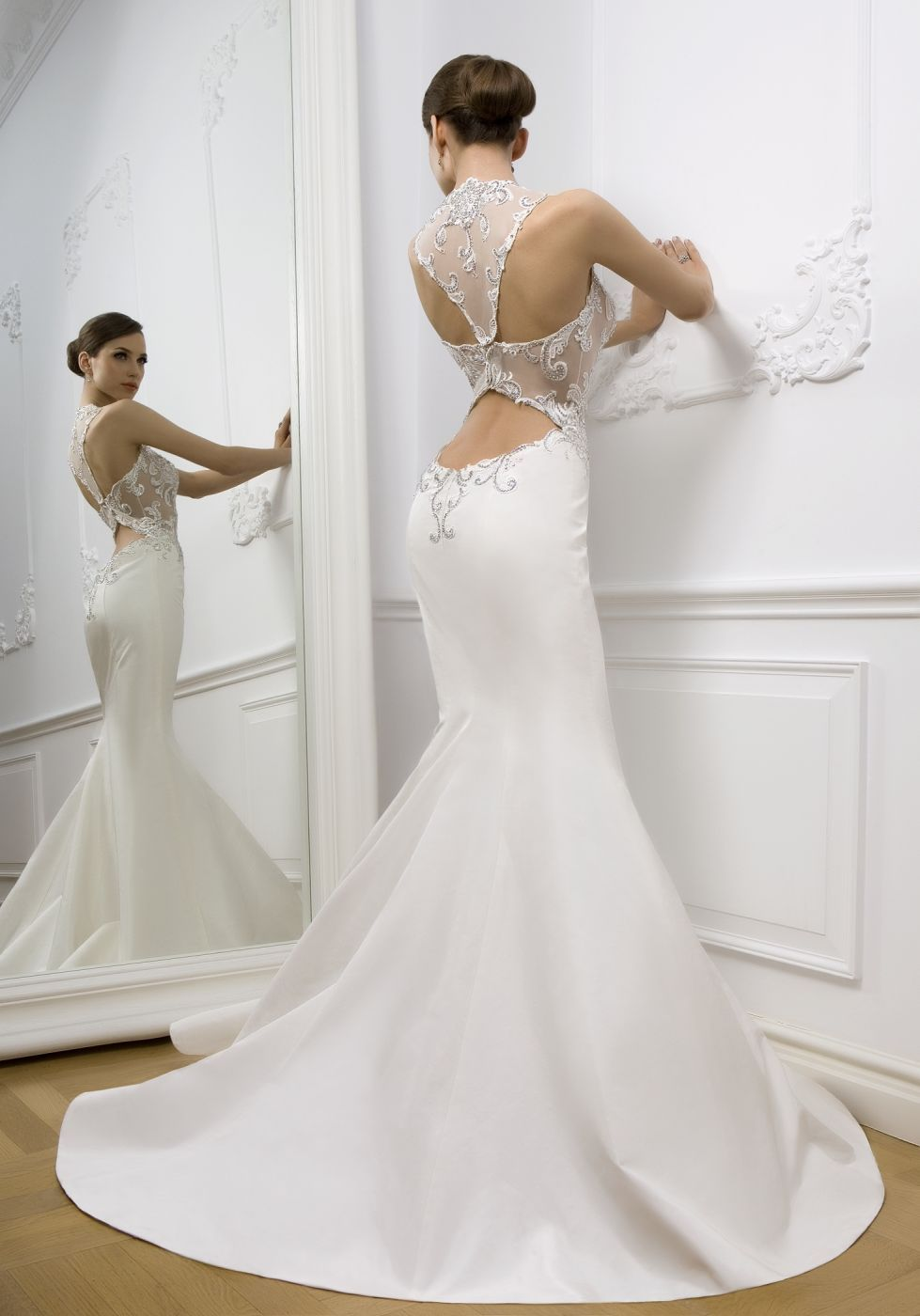Back to Back Bewitchment   Gowns, Wedding dress and Weddings