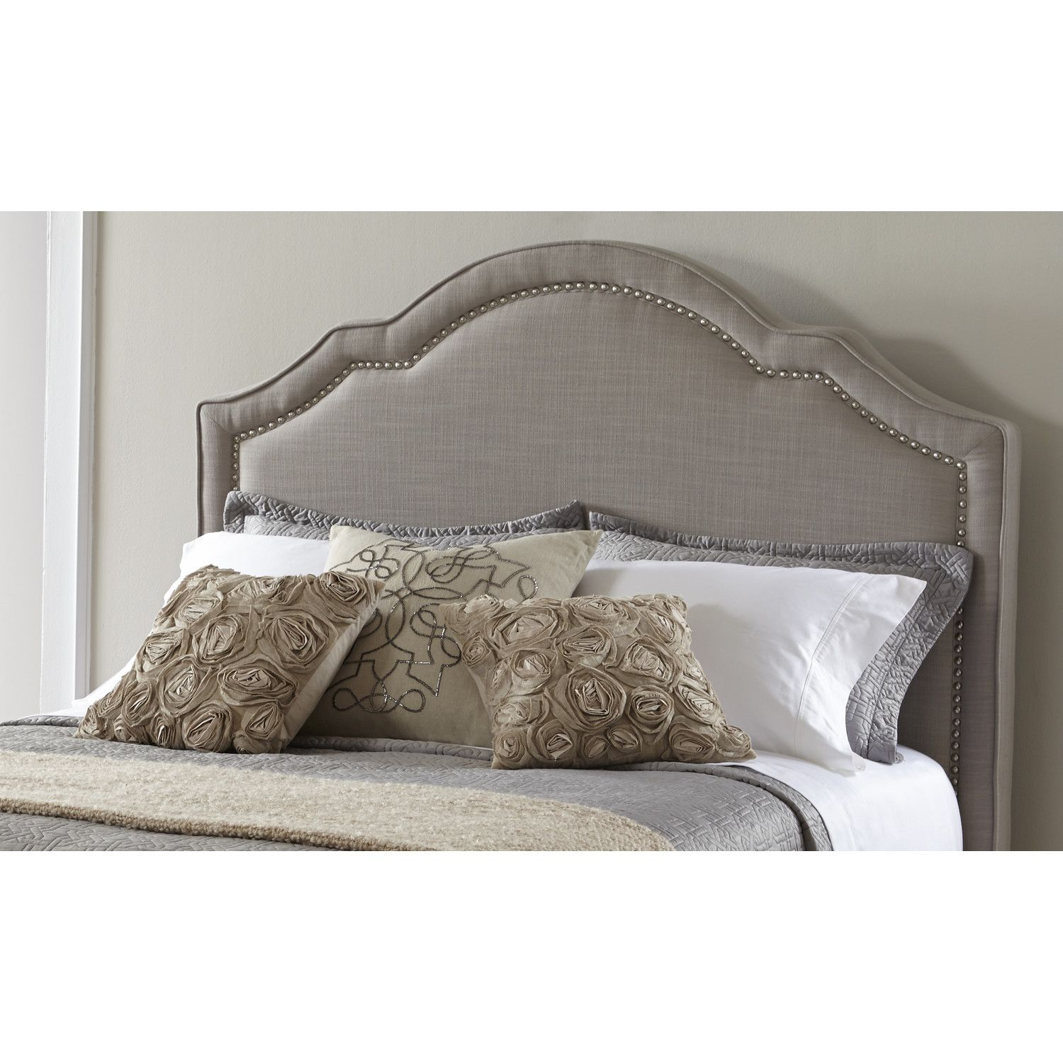 You\'ll love the Harmincourt Upholstered Headboard at Wayfair - Great ...