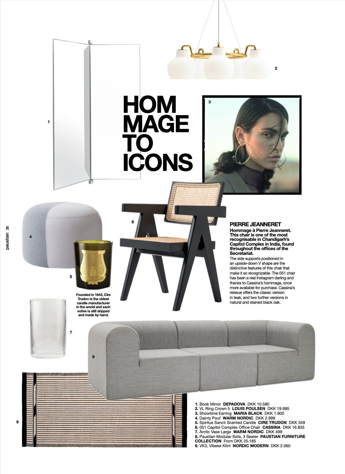 paustian magazine vol.2 | layout design, layout, design
