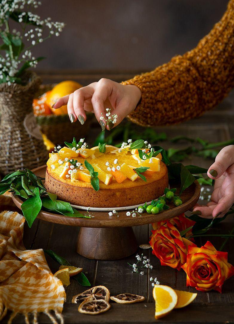 Orange Cake Orange Cake Orange Cake