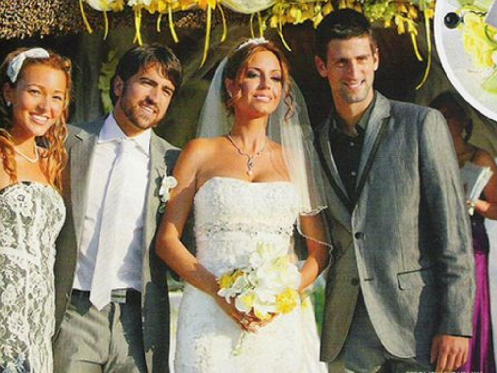 Fashion Is My Inspiration S Photos Fashion Is My Inspiration Via Facebook On We Heart It Jelena Djokovic Novak Djokovic Celebrity Weddings