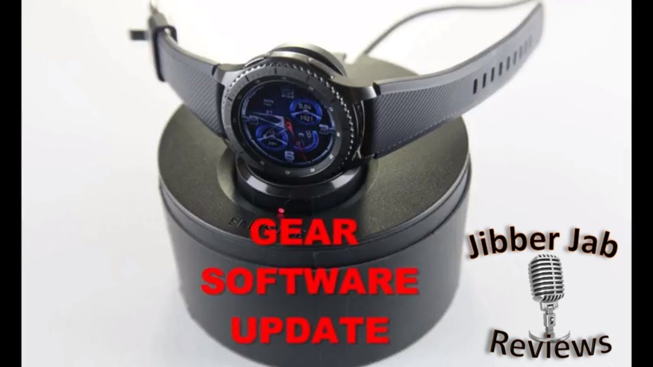 Samsung Gear S3 Software Update and Battery Performance