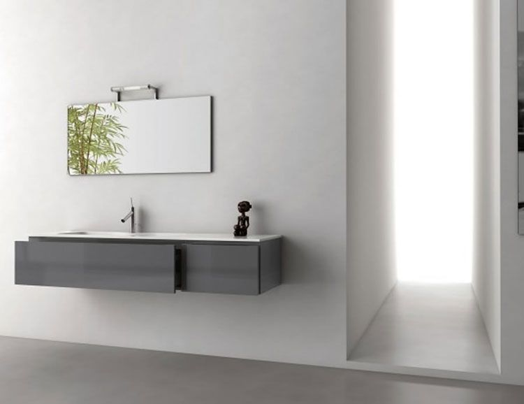 N48 Atlantic Mobile Bagno Design Per Bagno Moderno