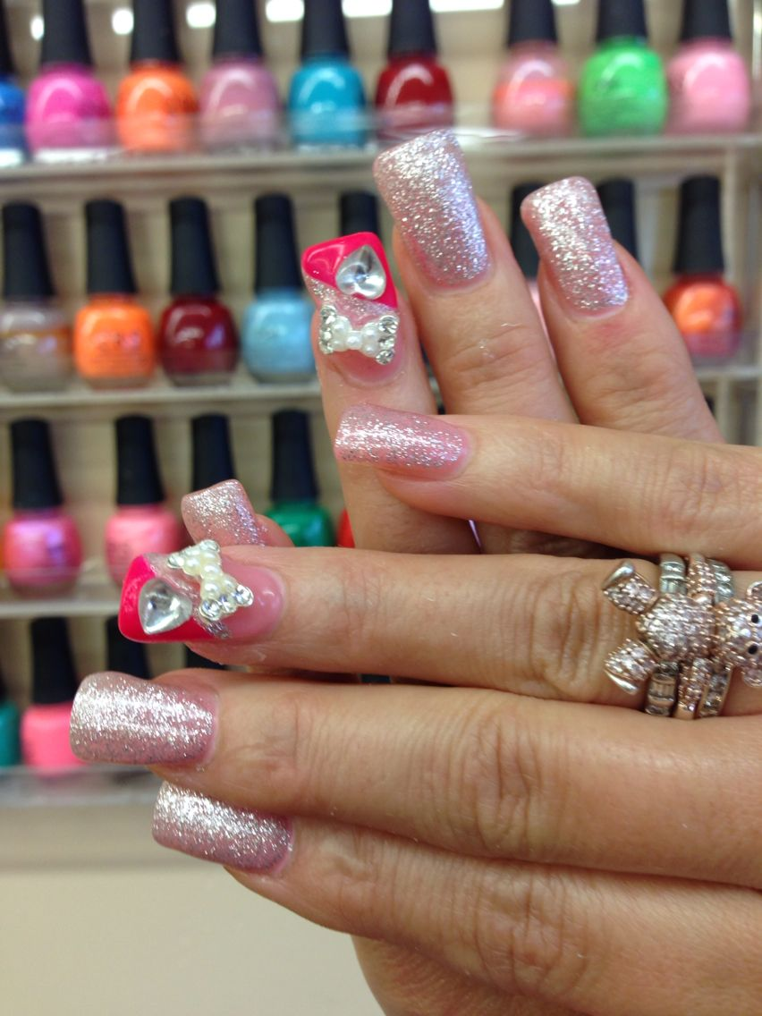My Nails are done for my New Jersey Fashion Week tonight. #Nails ...