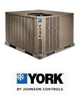 5 Ton 15 Seer York Package Air Conditioner D1ey060a06 Heating