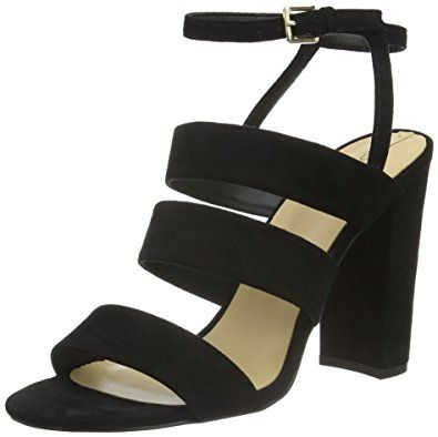 Zusien, Ballerines Femme, Noir (96 Black Synthetic), 40 EUAldo