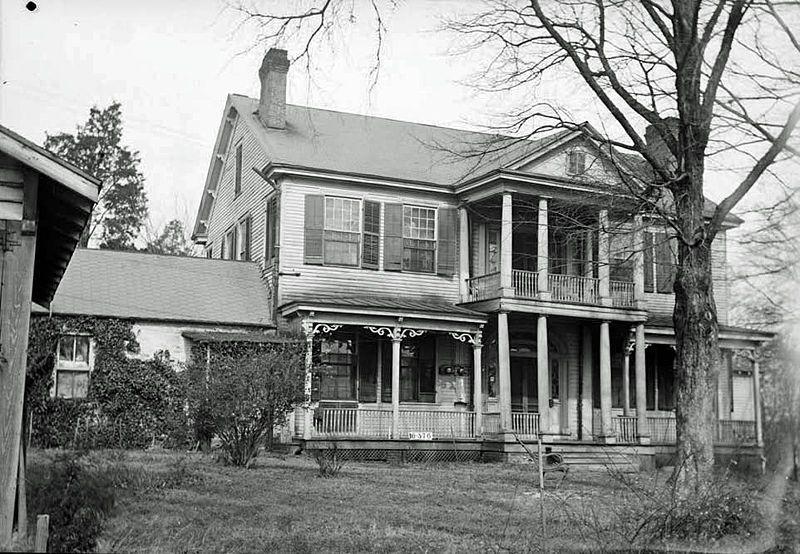 Mapleton, Florence, Alabama ca 1830 Southern