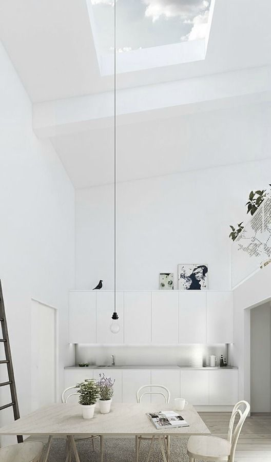 INSPIRATION 48 B L O O D A N D C H A M P A G N E C O M Open Interesting White Kitchen Remodel Concept Decoration