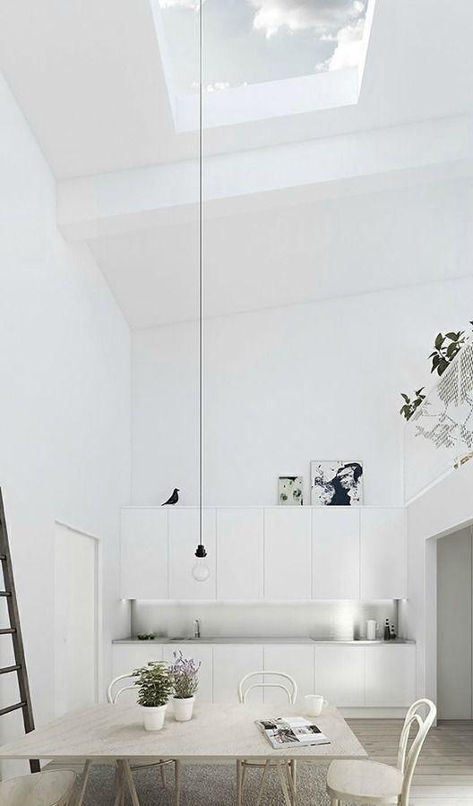INSPIRATION 48 B L O O D A N D C H A M P A G N E C O M Open Interesting White Kitchen Remodel Concept Decoration