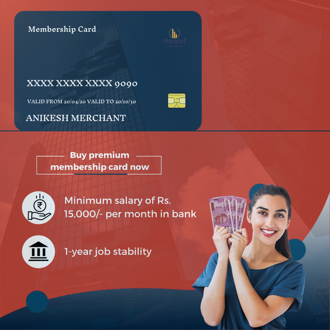 Membership Card In 2020 Membership Card Personal Loans Instant Loans