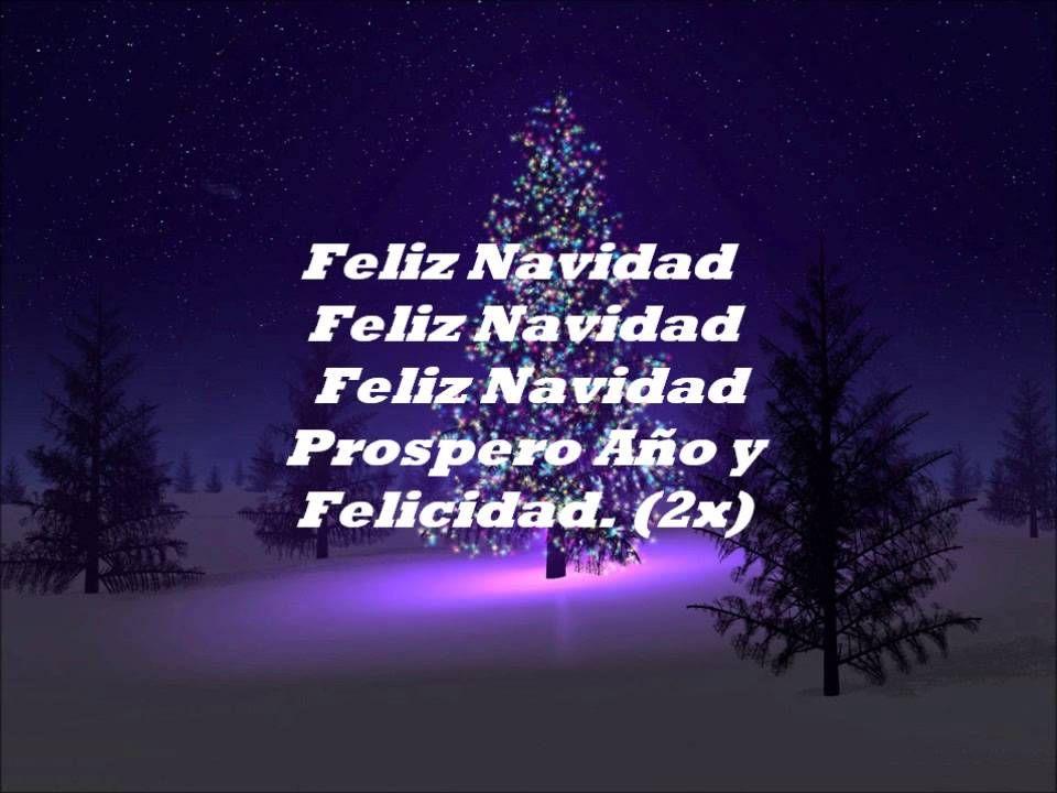 Jose Feliciano Feliz Navidad I Wanna Wish You A Merry Christmas Hd Christmas Tunes Christmas Music Videos Xmas Songs