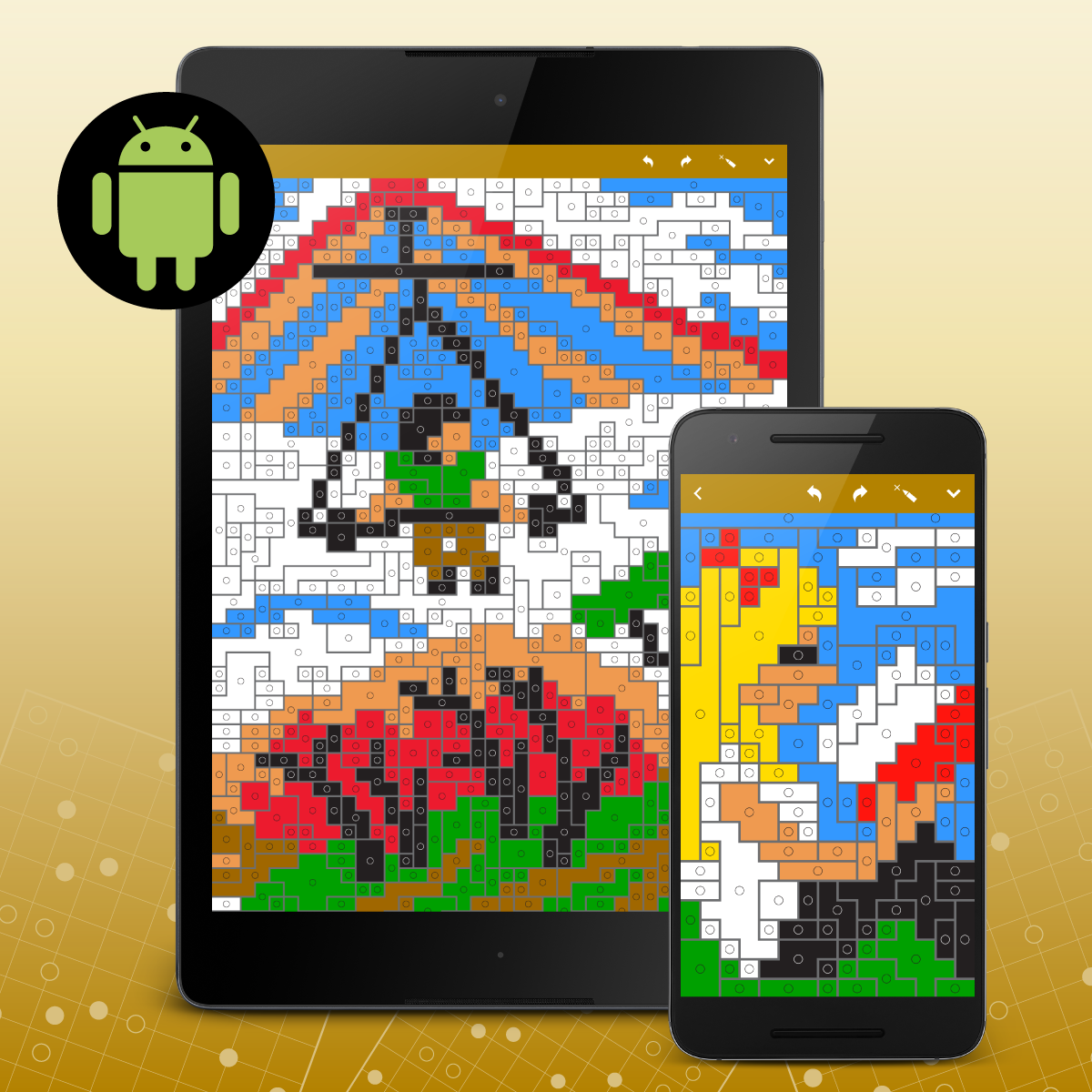 Released: Sym-a-Pix For Android (With Images)