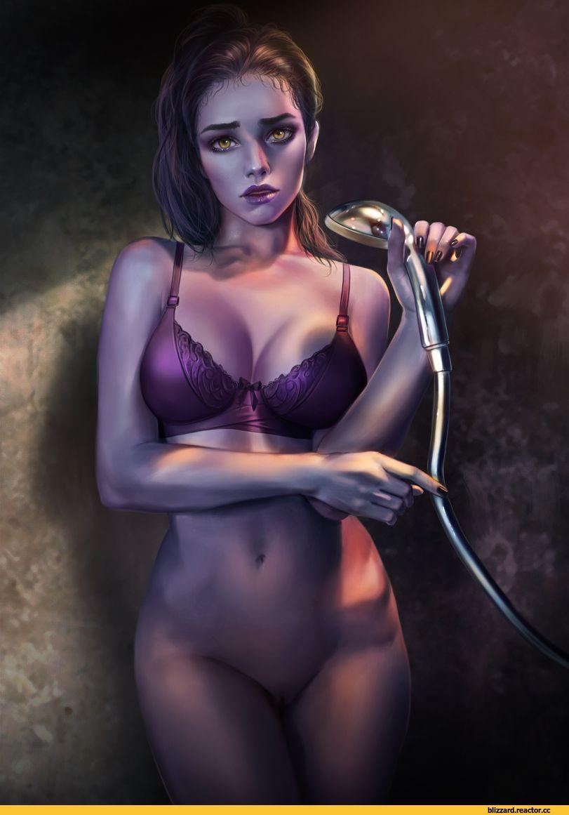 Красота по женски эро видео арт