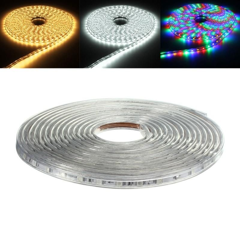 8m 5050 Led Smd Outdoor Waterproof Flexible Tape Rop Lights